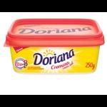 Margarina Doriana 250G Com Sal