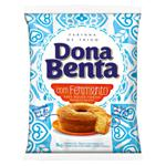 Farinha de Trigo DONA BENTA com Fermento 1Kg