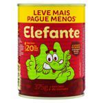 Extrato de Tomate Elefante Lata 375g Leve Mais Pague Menos