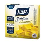 Gelatina Zero de Abacaxi LINEA 10g