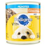 Patê para Cães Filhotes Carne e Frango Pedigree Vital Pro Lata 280g