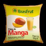 Polpa de Manga BRASFRUT 100g