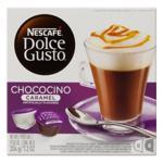 Chococino em Cápsula Caramel Nescafé Dolce Gusto Caixa 204g 16 Unidades