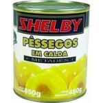 Pêssegos em Calda SHELBY 450g