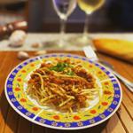 Espaguete de Pupunha à Bolonhesa - 400g