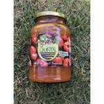 Extrato de tomate temperado orgânico 568g