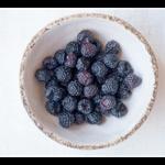 Amora Congelada Agroecológica (500g)