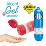 PopBag Gel - Sacolinha coletora com gel cleaner