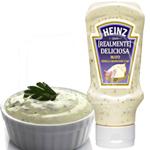 Maionese Heinz Cebola Caramelizada 395g