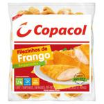 Tirinhas de Frango Empanado Congelado COPACOL 300g