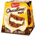 Chocottone Bauducco Maxi Chocolate Branco 500g