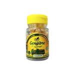 Gengibre da Natureza Cristalizado - Abacaxi (30g)