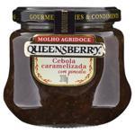 Molho Agridoce Cebola Caramelizada com Pimenta Queensberry Gourmet Vidro 310g