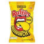 Batata Frita Ondulada Queijo Elma Chips Ruffles Pacote 90g
