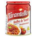 Molho de Tomate Tradicional Tarantella Lata 340g
