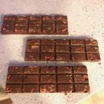 Barra de Chocolate 55% Cacau com Especiarias 50g - GiAngelis Patisserie