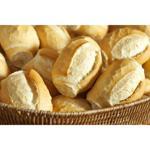 Pão Frances -  peso aproximado unid 50g
