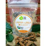 Sal de ervas orgânico - Laranja & Canela - 150g