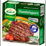 Hambúrguer Bovino Orgânico (340g)