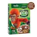 Cereal choco balls orgânico Eco Friends Native - 270 g
