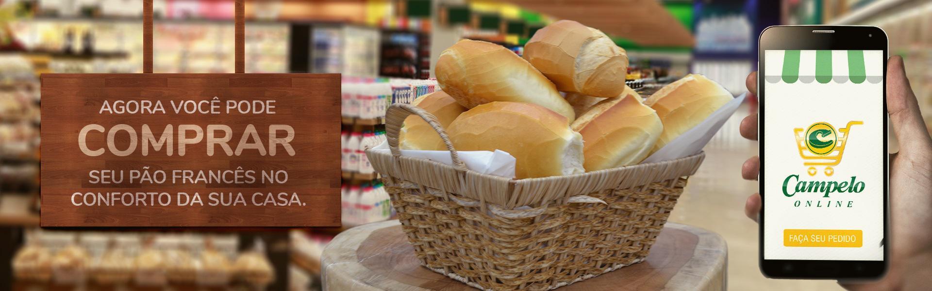 Pão francês - site