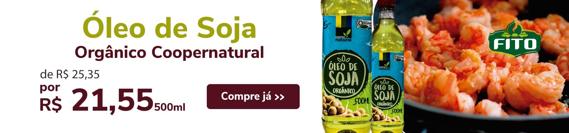 Oleo de Soja