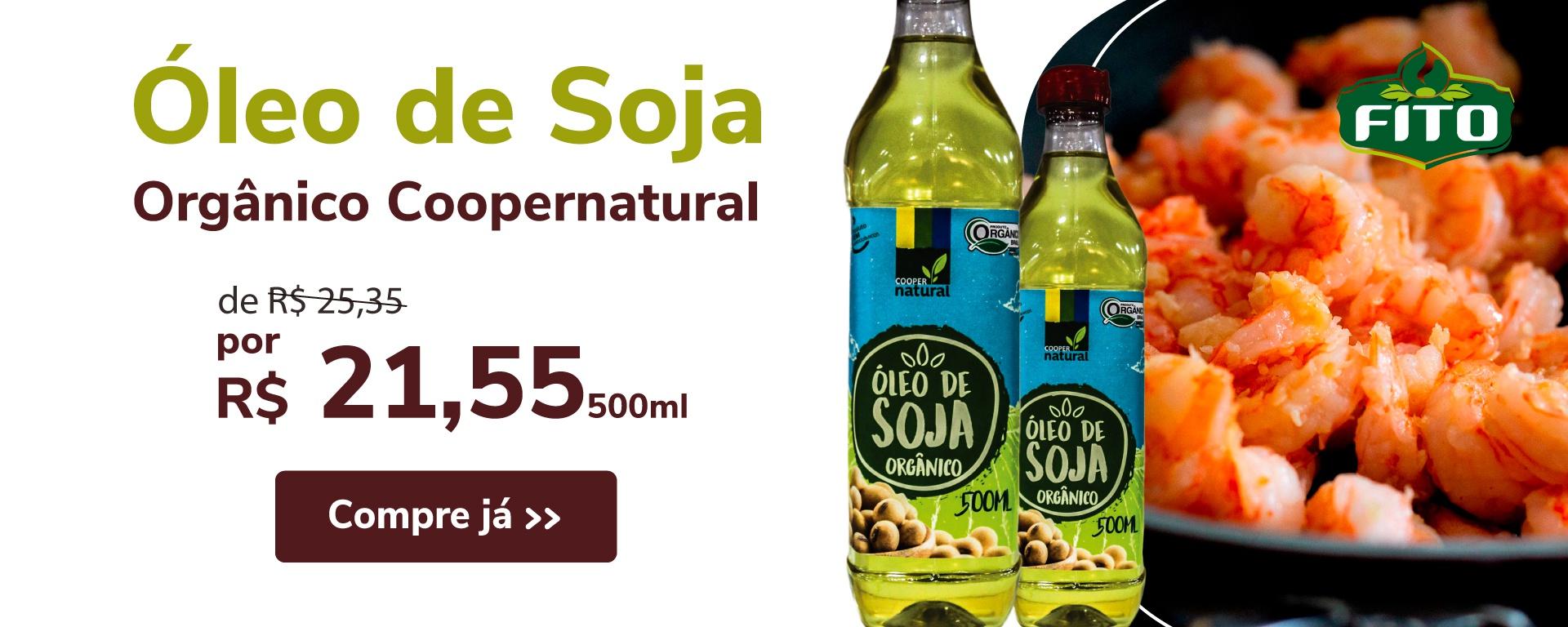 Oleo de Soja Mobile