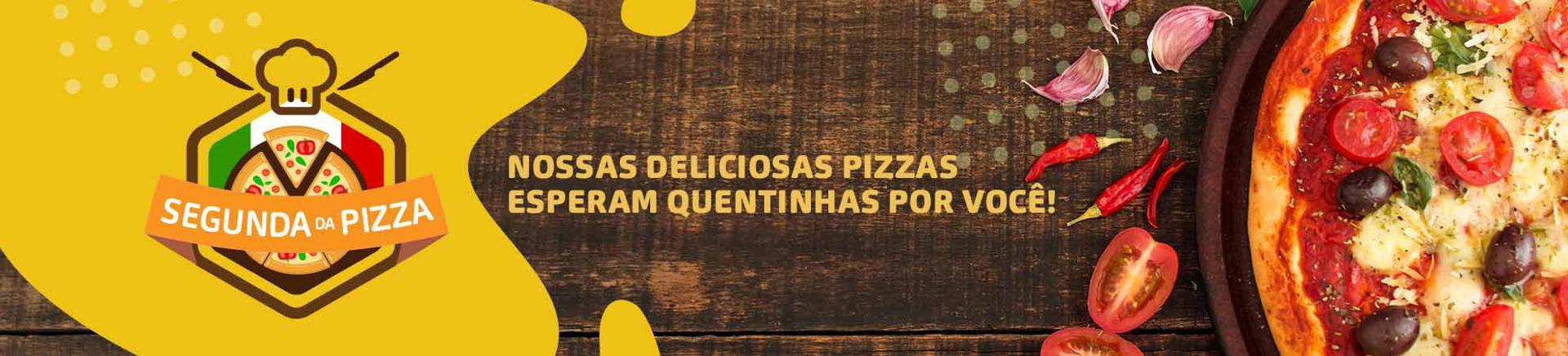 segunda pizza