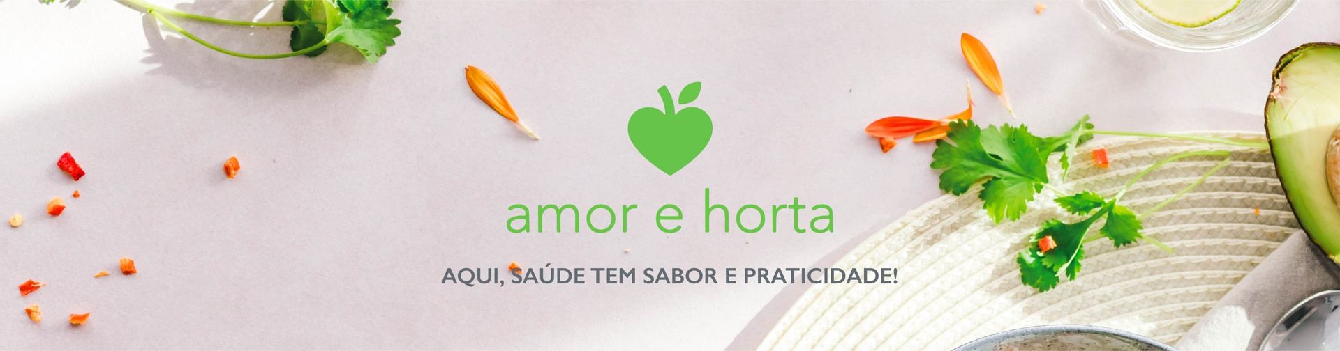 Amor e Horta