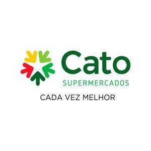 Marca Compre Online - Cato Supermercados